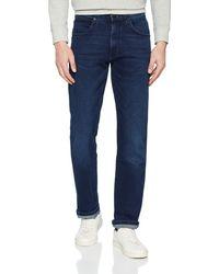 Wrangler Arizona, Jeans Straight Uomo, Blu (High Class 34j), W38/L30