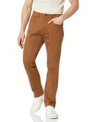 Amazon Essentials Athletic-fit Stretch Jean - Brown