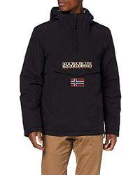 Napapijri Rainforest Winter A Jacket - Black