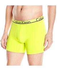 5205376a9d95 Lyst - Calvin Klein Underwear Cotton Stretch 3 Pack Low Rise Trunk ...