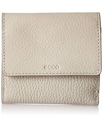 Ecco Sp 3 French Wallet - Multicolor