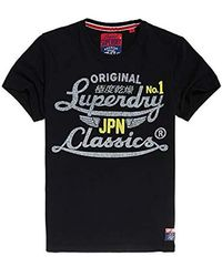 Superdry - High Speed Heritage Classic Te Kniited Tank Top - Lyst