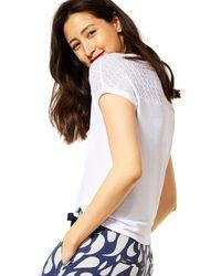 Street One Vianna T-Shirt - Weiß