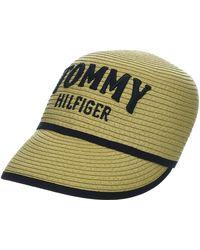 Tommy Hilfiger Straw Cap Gorra de béisbol - Neutro