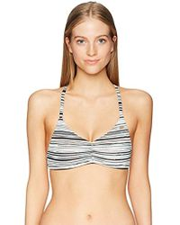 Roxy - Girl Of The Sea Athletic Tri Top - Lyst