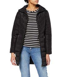 Dorothy Perkins Black Sustainable Long Padded Jacket