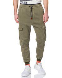 Desigual Pant_TARSILO Pantaloni Casual - Verde
