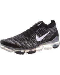 Nike Vapormax Flyknit - Sneakers nere - Nero