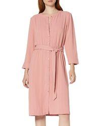 Tom Tailor - Blusen Kleid - Lyst
