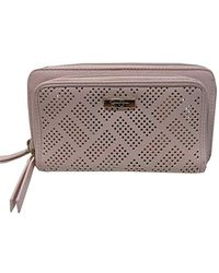 Jessica Simpson Ronette Double Zip Around - Pink