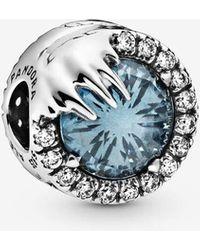 PANDORA Argent Charms et perles 798458C01 - Métallisé
