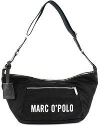 Marc O'polo Jennifer Hobo Bag Black