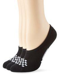 Vans Classic Canoodle 3-pack Socks - Black
