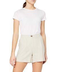 FIND Linen Shorts - Natural