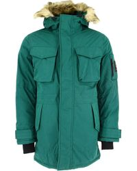 Timberland M Nordic Edge Parka pour homme Vert Taille M