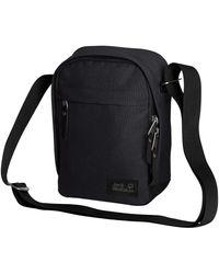 Jack Wolfskin Heathrow Shoulder Bag - Black
