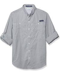Columbia Super TamiamiTM Ls Shirt - Mehrfarbig