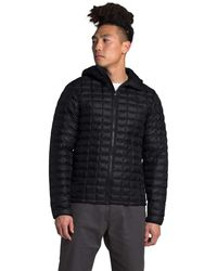 The North Face Thermoball Eco Hoodie Jacket Tnf Black Matte Size Xxl 2020 Winter Jacket