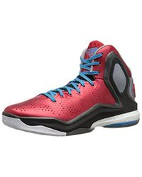 differently 88bad d4c74 adidas - Performance D Rose 5 Boost Basketball Shoe - Lyst