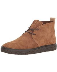 Ecco Crepetray s Desert Boots - Braun