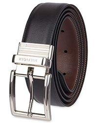 Tommy Hilfiger Reversible Leather Belt - Multicolour