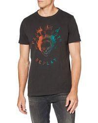 Replay - M3174 .000.22974a T-Shirt - Lyst