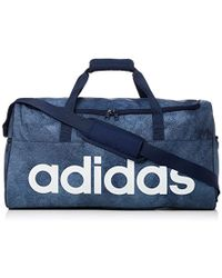 1036b4abe adidas - Linear Performance Bolsa de Deporte, Unisex Adulto - Lyst