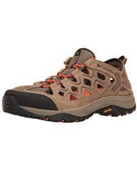 be92777b0acd Lyst - Columbia Terrebonne Hiking Sandals for Men