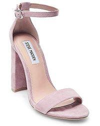 Steve Madden - Carrson Dress Sandal - Lyst