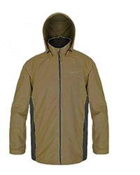 Regatta Matt Waterproof Shell Jacket - Green