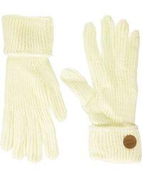 Pepe Jeans Handschuhe für kaltes Wetter - Weiß