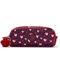 Kipling Custodie/Custodie GITROY Heart Festival - Rosso