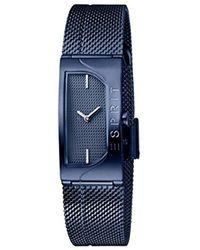Esprit - Reloj Analógico para Mujer de Cuarzo con Correa en Acero Inoxidable ES1L045M0065 - Lyst