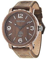 Timberland - Horloge TBL14399XSBN.12 - Lyst