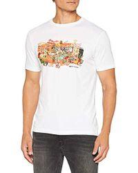 Ben Sherman - House Party T-shirt - Lyst