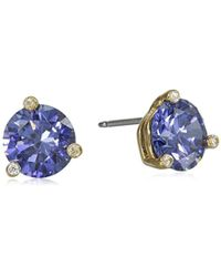 Kate Spade - Rise And Shine Small Stud Earrings - Lyst