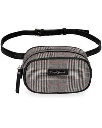 Pepe Jeans Grace Waist Bag - Grey