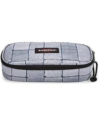 Eastpak Oval Single Trousse, 22 cm - Blanc