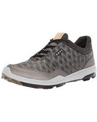 Ecco S Biom Hybrid 3 GTX, Chaussures de Golf - Noir