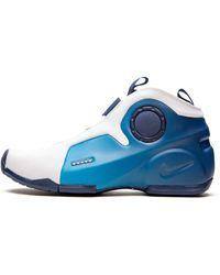 Nike 'Air Flightposite 2' Sneakers - Blau