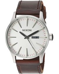 Nixon 51-30 Chrono Underwater Stainless Steel Watch (51mm. Stainless Steel Band) - Multicolor