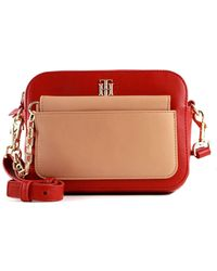 Tommy Hilfiger TH Seasonal Crossover Bag Arizona Red - Rouge