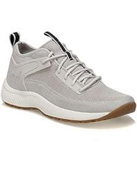 Timberland Delphiville Sneaker Trainers in Natural for Men