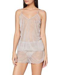 Women'secret ' Secret 3138844 Pajama Set - Gris