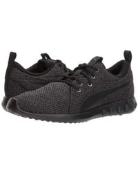 Lyst - PUMA Carson 2 Nature Knit Men s Running Shoes in Black for Men 6944e7643