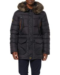 Superdry Chinook Parka - Noir