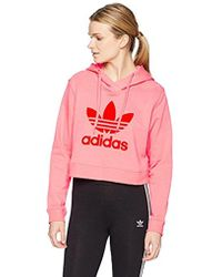 6245ee9b9881 Lyst - adidas Originals Colorado Paneled Sweatshirt In Black And ...