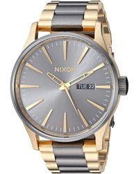 Nixon Watches - Metallic