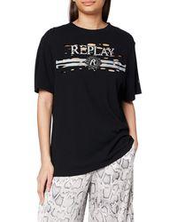 Replay - W3315c.000.22660 T-Shirt - Lyst