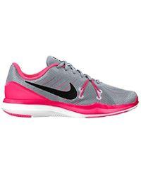 Nike Damen Flex Turnschuhe 7 Reflektieren 921705 400 Uk 7.5 Eu 42 Us 10 Whiteblue